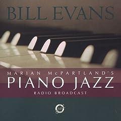 Marian Mcpartland's Piano Jazz with Bill Evans album cover