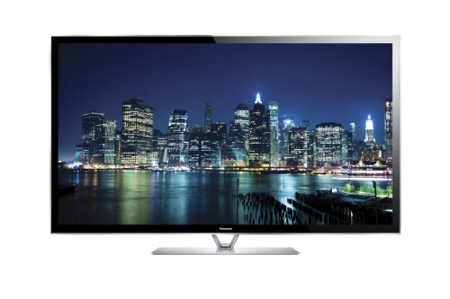 Panasonic TC-P65ZT60 65-Inch 1080p 600Hz 3D Smart Plasma TV (Discontinued by Manufacturer)