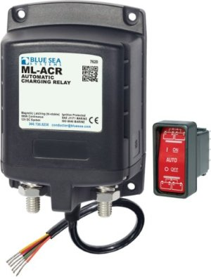 Blue Sea Systems MLACR 12V DC 500A Automatic Charging