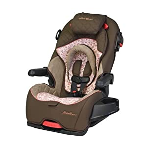 Eddie Bauer Deluxe 3-in-1 Convertible Car Seat, Michelle