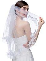 Edith-qi-2-Schicht-Braut-Brautschleier-Applikationen-Schnittkante-mit-Kamm