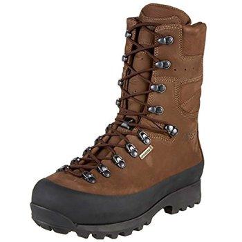 Kenetrek Men's Mountain Extreme Ni Hunting Boot,Brown,11 M US