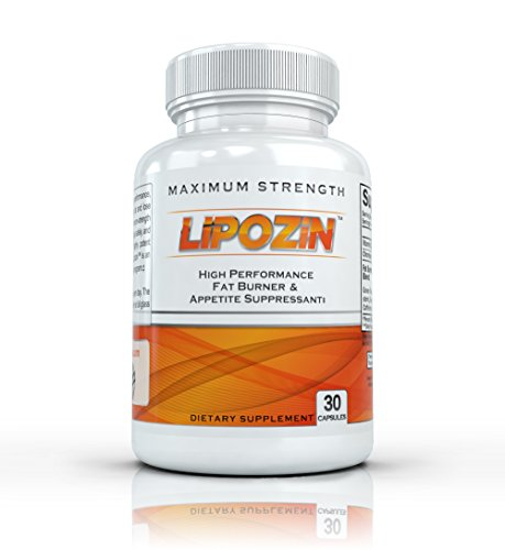 Best Diet Pill Hardcore Weight Loss Hoodia Fat Burner Lipozin - Rated #1 of 2013