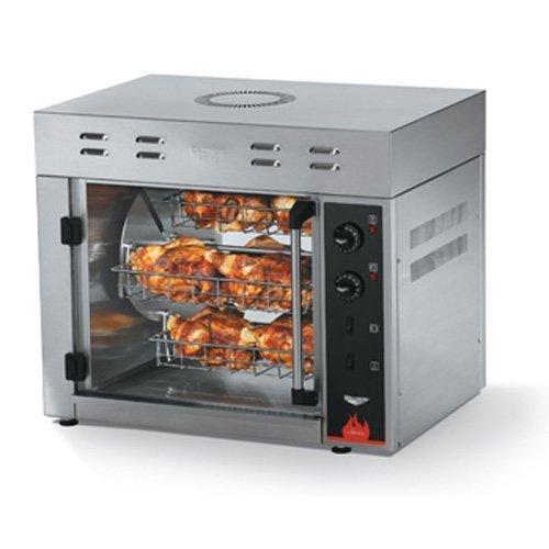 Vollrath 40704 Countertop Rotisserie Oven