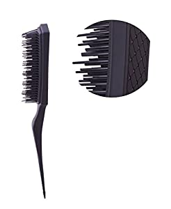 teasing brush b detangling brush multi function for teasing detangling beauty