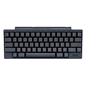 Happy Hacking Keyboard Professional BT 無刻印/墨 PD-KB600BN