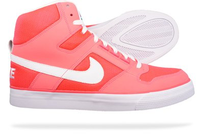 Nike Delta Force High AC Coral Mens Sneakers