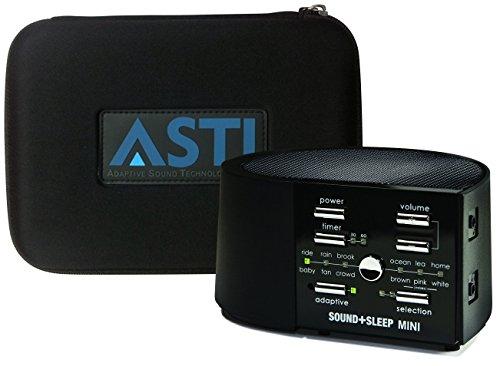 SOUND+SLEEP MINI Travel Machine Black
