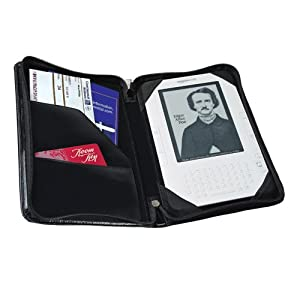 "SimpleCase for Kindle 2 - Fits 6"" Display of 2nd Generation, (See Separate Listing for New 3rd Generation Kindle)"