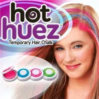 hot hues hair chalk for girls temporary pops of hair color best ts top toys