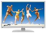 Thomson 26HU5253W 66 cm (26 Zoll) LED-Backlight-Fernseher Energieeffizienzklasse A (DVB-C/-T, 2x HDMI, CI+, USB 2.0, Hotelmodus) weiß