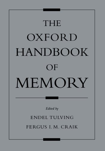 DOWNLOAD] The Oxford Handbook of Memory by
