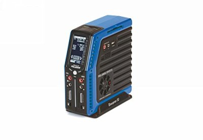 Graupner-Polaron-ACDC-Sports-Charger-Blue