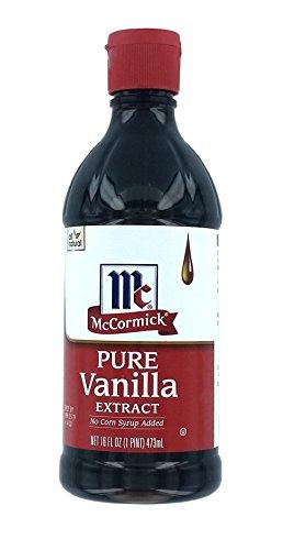 McCormick Pure Vanilla Extract-16 OZ