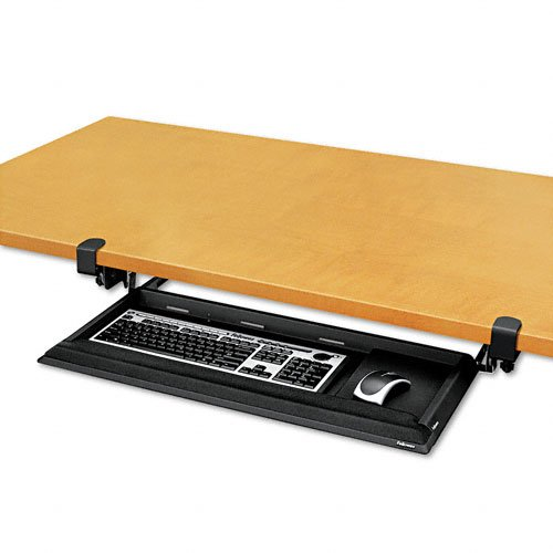 Best Clamp On Keyboard Tray For Under The Desk Easy