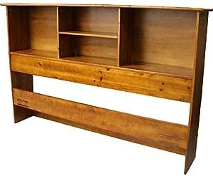 Amazoncom Epic Furnishings Stockholm Solid Wood Bookcase