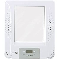Zadro ZRA01 Fogless Shaving Shower Mirror Radio with Clock ...