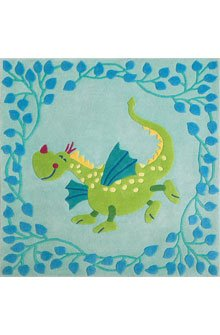 HABA Fairy-tale Kids Dragon Rug