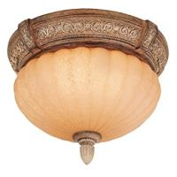 Hampton Bay Chateau Deville Collection 2-Light Deville ...