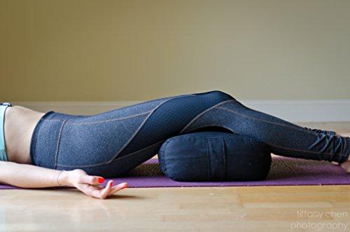 organic yoga bolster - Yoga Bolster