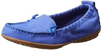 Amazoncom Hush Puppies Womens Ceil Slip On Flat Shoes
