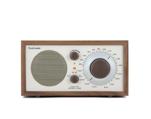 Tivoli Audio Model One クラシックウォールナット/ベージュ 【平行輸入品】