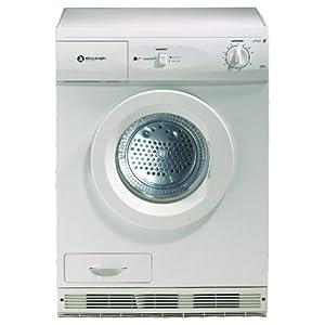 white knight tumble dryer uk: White Knight WK77AW reverse action condenser tumble dryer. 7kg capacity