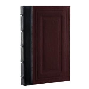 """M-Edge Classic Kindle Jacket, Maroon (Fits 6"""" Display, Latest Generation Kindle)"""