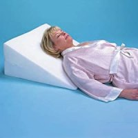 Amazon.com: Foam Bed Wedge Pillow (7 inch Foam Wedge Bed