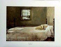 Amazon.com: Small Print Andrew Wyeth Lab Master Bedroom ...