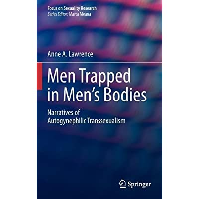 [Picture] Cover for Men Trapped in Men's Bodies: Narratives of Autogynephilic Transsexualism