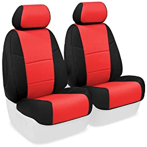 Amazoncom Coverking Custom Fit Front 5050 Bucket Seat