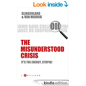 The misunderstood crisis : it's the energy, stupid!