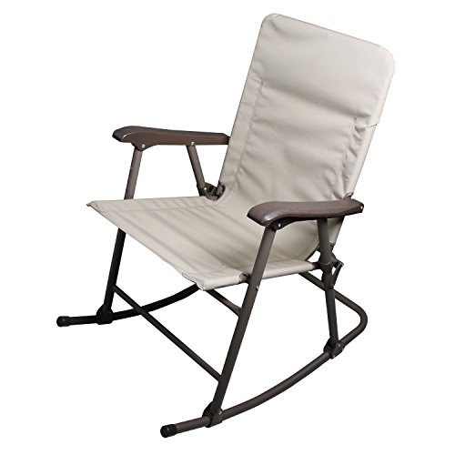 Folding Rocker Lawn Chair
