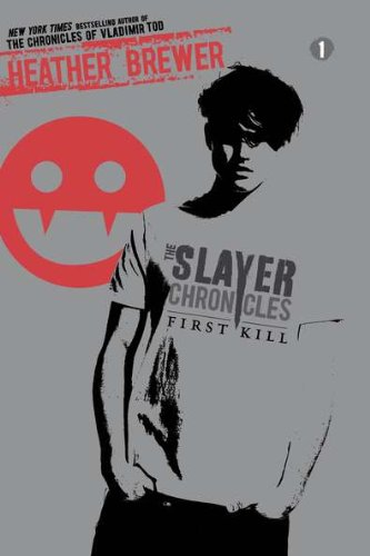 First Kill (The Slayer Chronicles) by Heather Brewer, Mr. Media Interviews