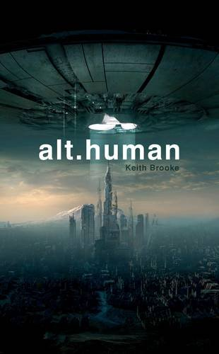 alt.human by Keith Brooke