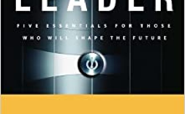 Next Generation Leader 5 Essentials For Those Who Will