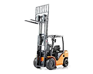 Amazon.com: 1:20 Diecast Forklift Truck Toy Carros Model