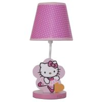 Hello Kitty Bedroom Lamps