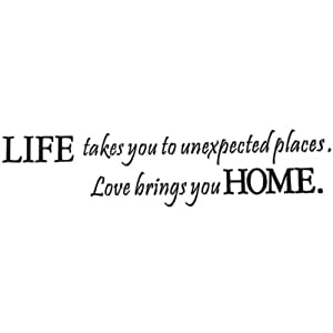 Askformore LIFE takes you unexpected places Love brings