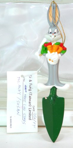 Bugs Bunny Christmas Tree Ornament