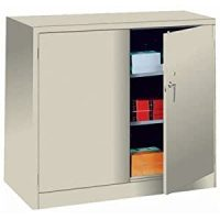 """Amazon.com : 1000 Series 48"""" Wide Counter High Cabinet: 42 ..."""