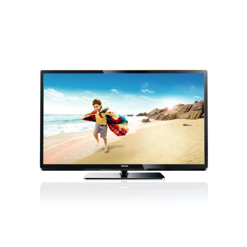 Philips 37PFL3507H/12 94 cm (37 Zoll) LED-Backlight-Fernseher, Energieeffizienzklasse A+  (Full-HD, 100Hz PMR, DVB-T/C, CI+, WiFi ready, Smart TV (Youtube und DLNA)) schwarz