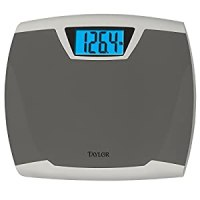 Amazon.com: Taylor 7370 Digital Bath Scale: Health ...