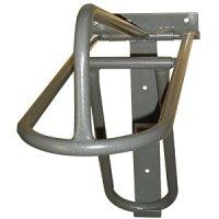 Amazon.com : Galaxy Wall Mounted Saddle Rack : Horse ...