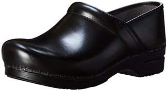 Dansko Men's Pro XP Mule, Black Cabrio, 44 EU/10.5-11 M US