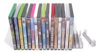 DVD Storage Rack - organizer modulare per DVD (una ...
