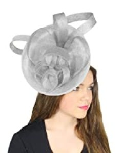 Hats By Cressida Zombie Sinamay Ascot Fascinator Hat Women