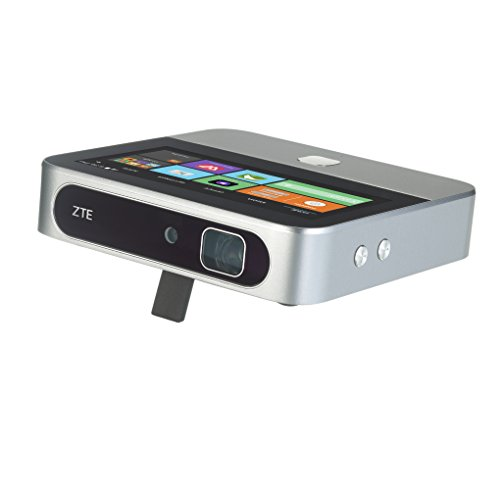 ZTE Spro 2 Smart Projector WiFi Only - Retail Packaging (Silver)