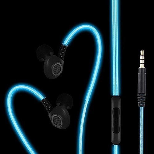 BriteFit Glowing Sports Headphones